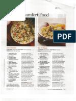 Recipes 2012