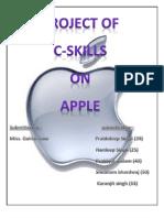 Final Apple
