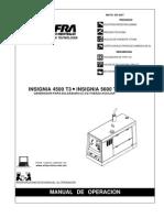 Manual Operacion Insignia 4500 t3