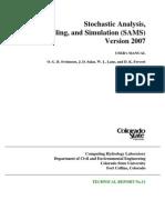 SAMS2007 User Manual
