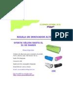 Sistema de altavoces portátiles