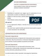 Operaciones y Métodos Cuantitativos