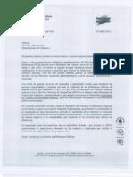 Carta Alcaldes Mincultura