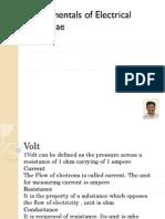 Fundamentals of Electrical Formulae1