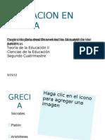 educacionengreciayroma-120123211001-phpapp02