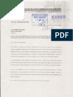 Carta Conap a La Defensoria Del Pueblo Marzo