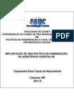 FACULDADE DE CUIABÁ