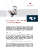 Marketingtrend 2012