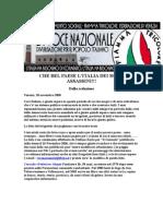 Che Bel Paese l'Italia Dei Rossi Assassini!!!