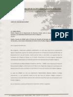 Carta Conap Peru Al Relator Anaya