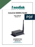 NL900 Manual