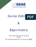 001_Curso Ciência e Espiritismo