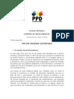 PPD - Medio Ambiente
