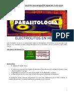Electrolitos en Heces
