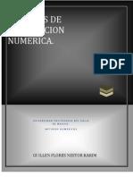 Metodos Numericos Nestor Karim Guillen Flores