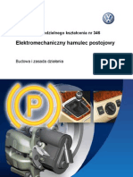 Passat Ssp346 Pl Elektromechaniczny Hamulec Postojowy