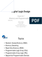 Chapter 7 Memory and Programmable Logic