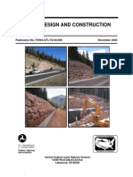 USDoT FHWA CFLTD-06-006 - Rockery Design and Construction Guidelines