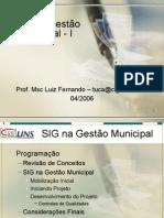 SIGGestaoMunicipal