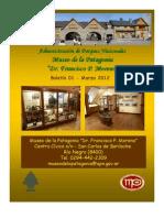 Boletín Museo de la Patagonia n.1-2012
