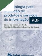 LIVRO_Metodologia p ava prod serv informação