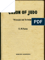 The Canon of Judo - Kyuzo Mifune 1956