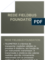 Rede Fieldbus Foundation
