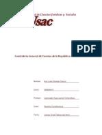 Contraloría General de Cuentas de la República de Guatemala