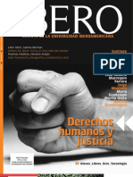Ibero Año III No. 15 Ag.-Sept. 2011