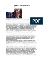 Pepsi y Coca