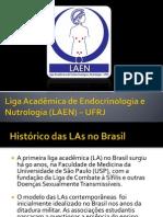 Liga Acadêmica de Endocrinologia e Nutrologia (LAEN-UFRJ)