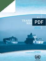 El Transporte Maritimo en 2010 Unctad