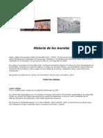 Historia de Los Murales