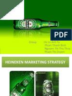 Heineken Marketing Strategy