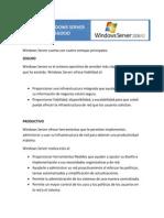 Ventajas de Windows Server Sistema Para Su Negocio