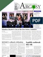The Argosy March 15, 2012