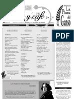Periódico Pluma y café No. 5