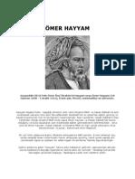 Omer Hayyam