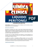 Liquido Peritoneal