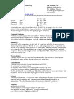 Functions Syllabus 11-12
