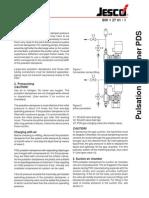 LJ Pulsation Dampener PDS en BW