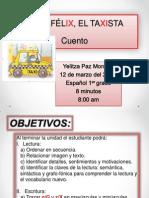 Uso de La Tecnologia en La Educacion El Gato Felix, El Taxista