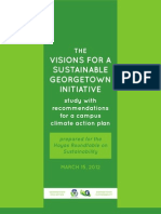 George Town Sustainability