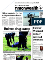 Wesley in GWCommonwealth (Front Page)