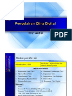 Pengolahan Citra Digital 2