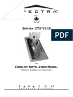 1727 Installation Manual
