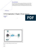 Ccnaexamanswers.com Ccna Exploration 1 Chapter 2 Exam An
