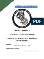 Informe 5 AUTO