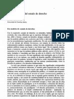 FERRAJOLI Luigi Pasado y Futuro Del Estado de Derecho