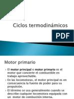 Ciclos termodinámicosSABADOS